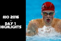 Rio 2016 Olympics: Day 1 highlights