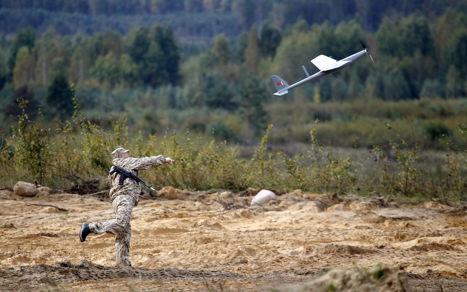 Russian drone Israel