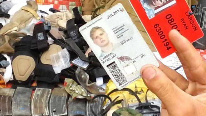 Ryan Larson ID Afghanistan 2016