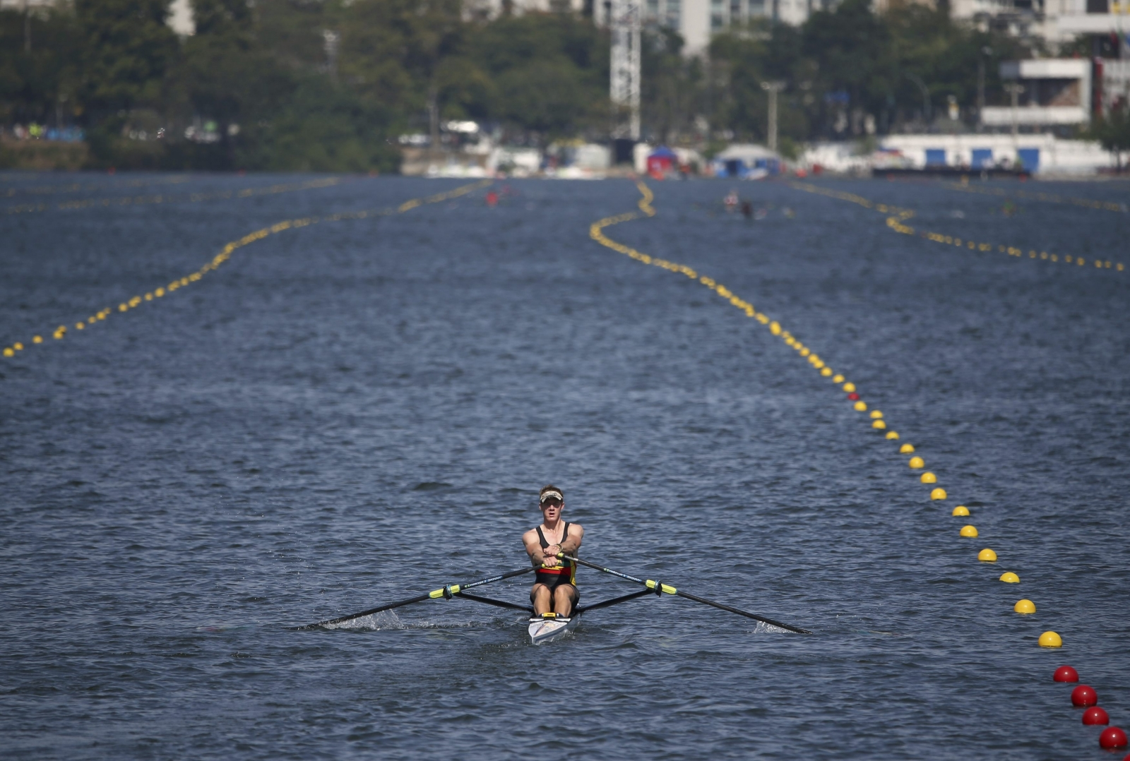 Olympic rowing