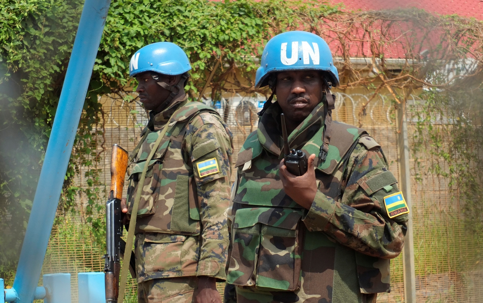 South Sudan UNMISS
