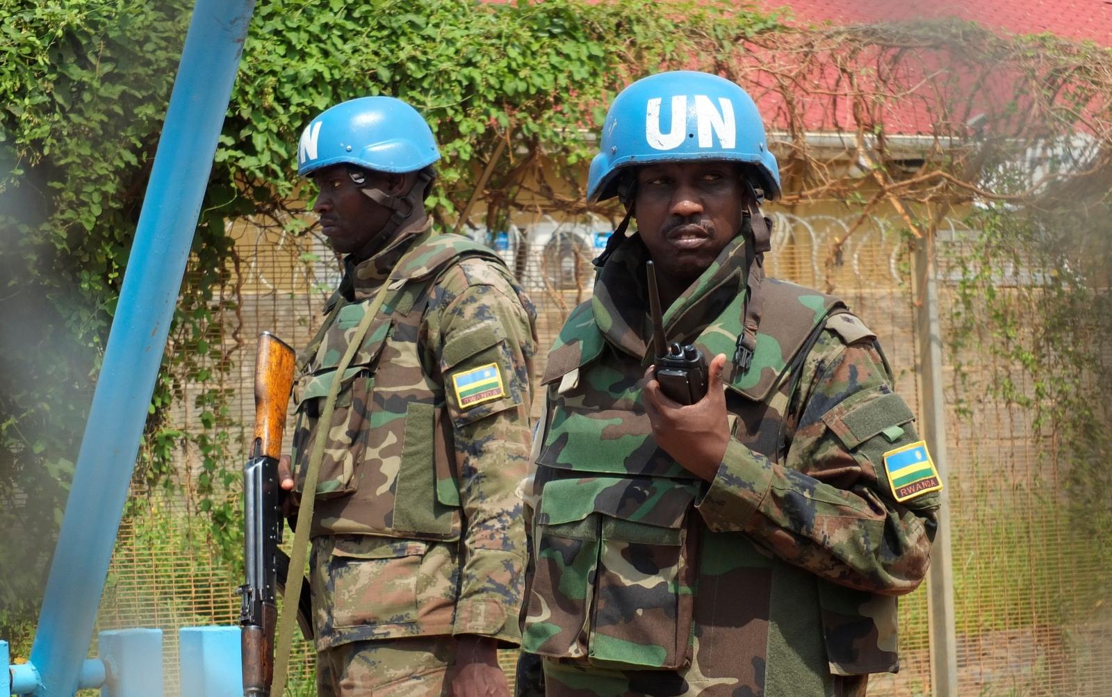 South Sudan UNMISS