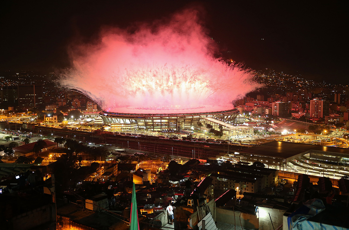 Rio 2016 Olympics closing ceremony: Watch live on TV and ...