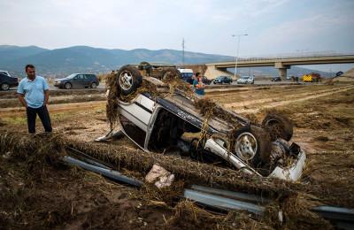 Macedonia floods
