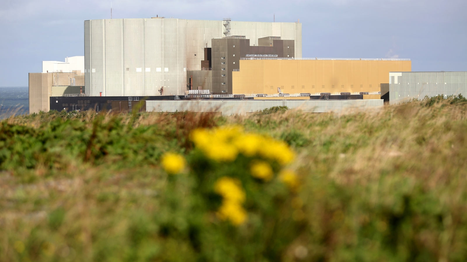 Hinkley Point C nuclear power station
