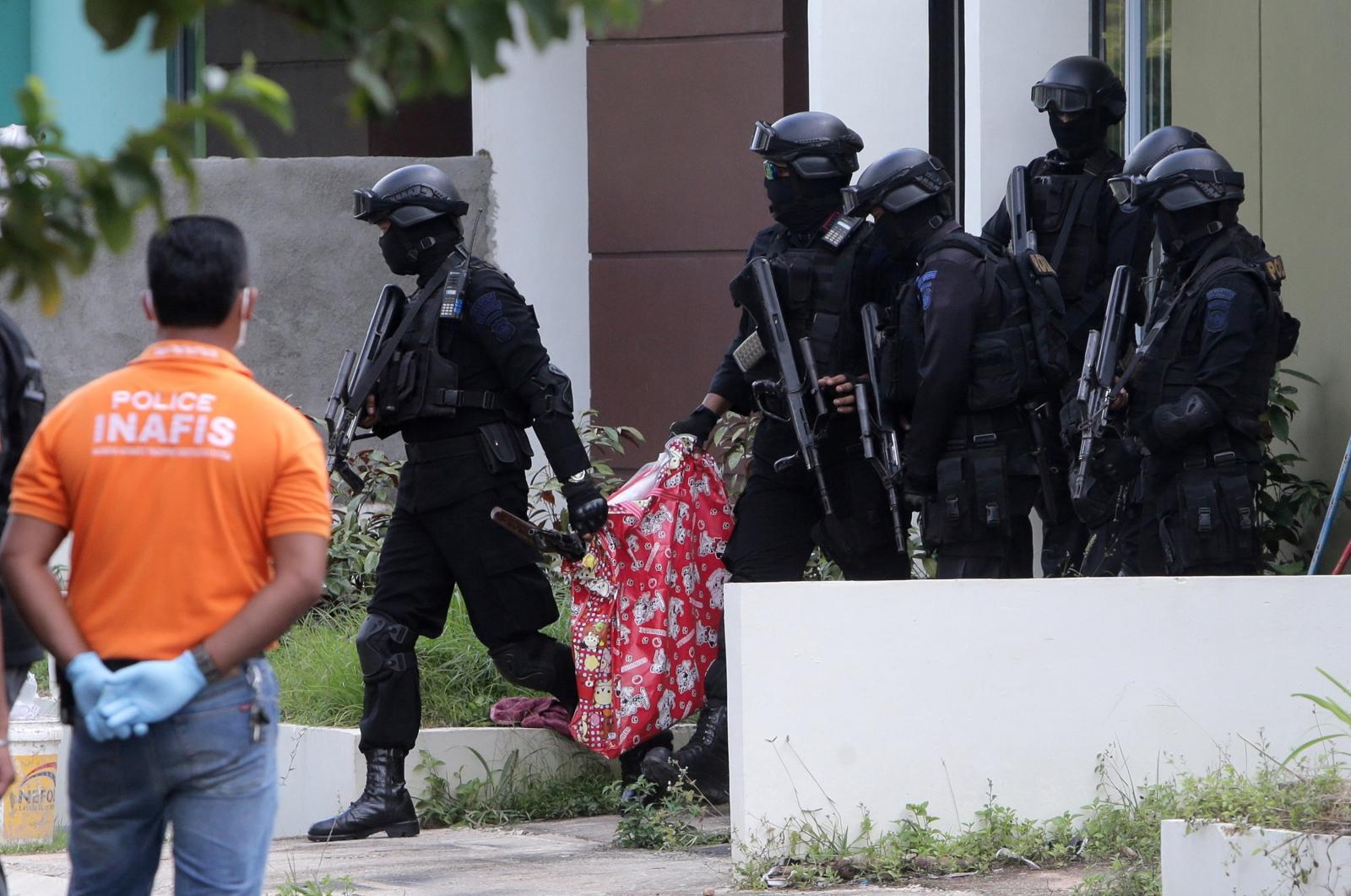 Indonesian group behind Singapore plot has 'dozens of members'