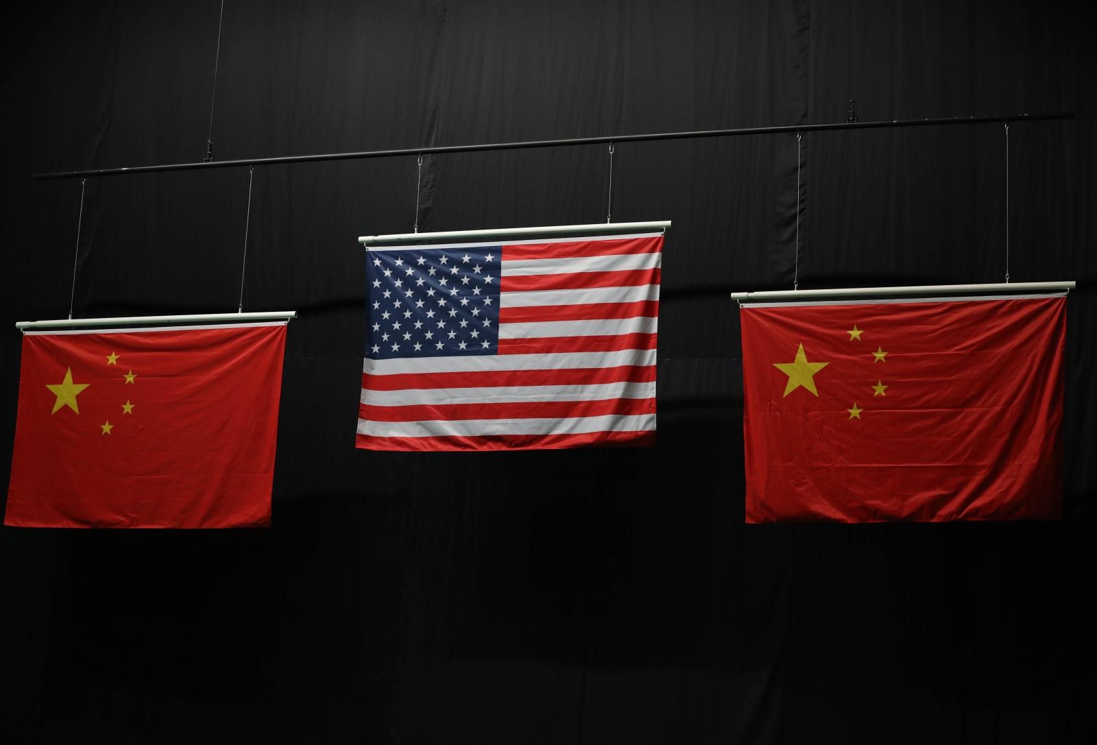 Incorrect China flag
