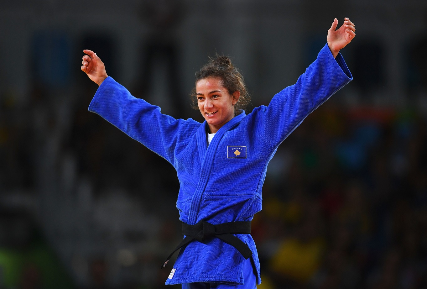 Judo star is first Kosovan to ever win Olympic medal
