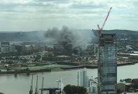 Greenwich fire