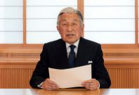 Japan Emperor Akihito