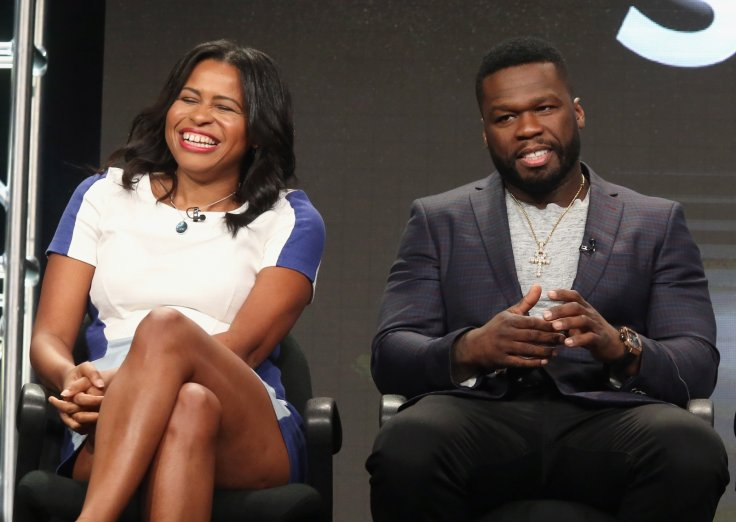 Power's 50 Cent and Courtney Kemp