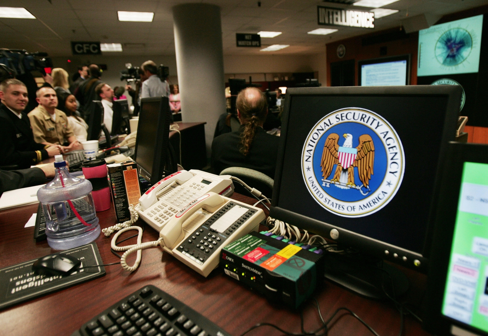NSA workstation