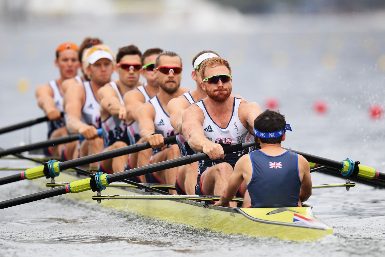 Team GB rowing