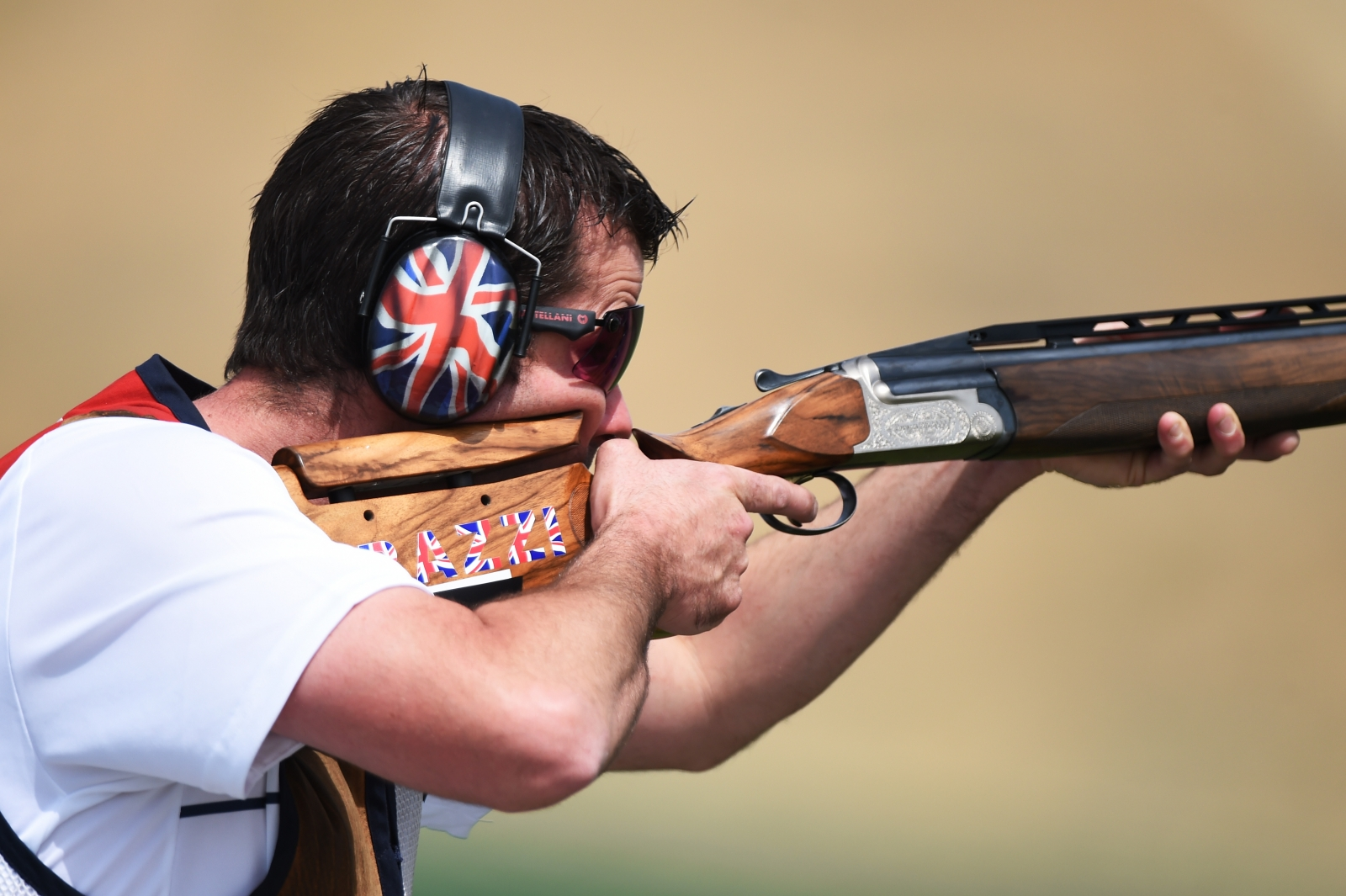 Somerset farmer shoots to victory winning medal at Rio Olympics