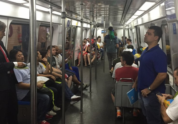 Rio metro