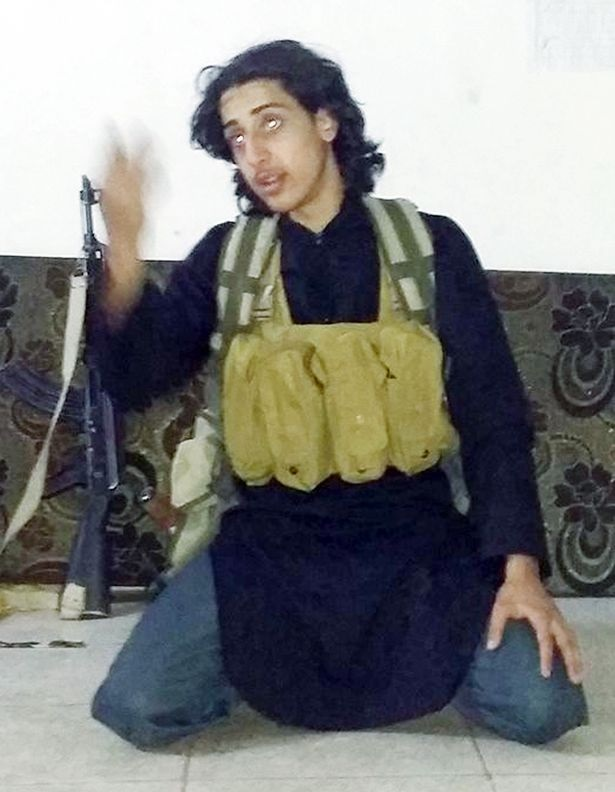 Isis Bradford Facebook 1