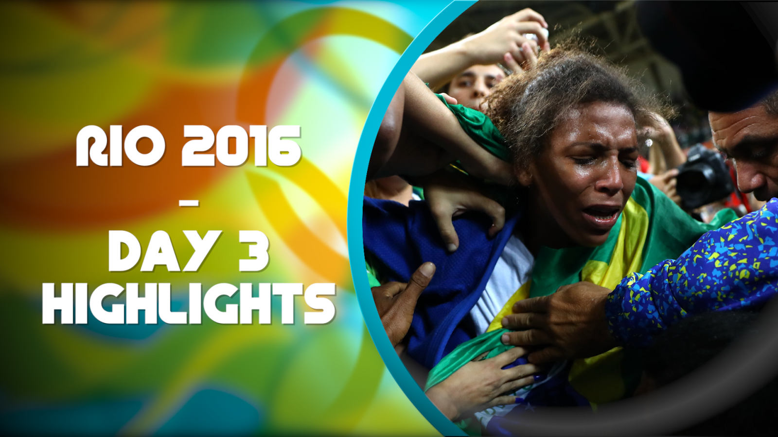 Rio 2016 Olympics: Day 3 highlights