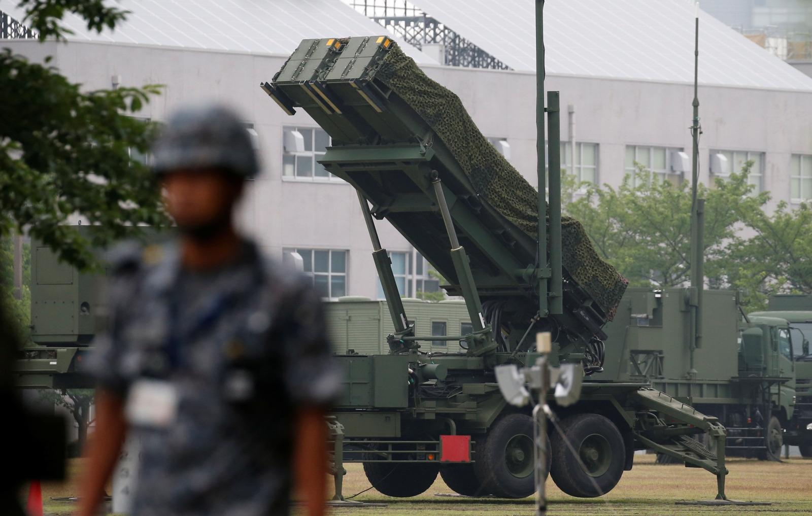 Japan missile interceptor North Korea threat