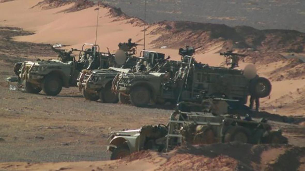 British forces Syria