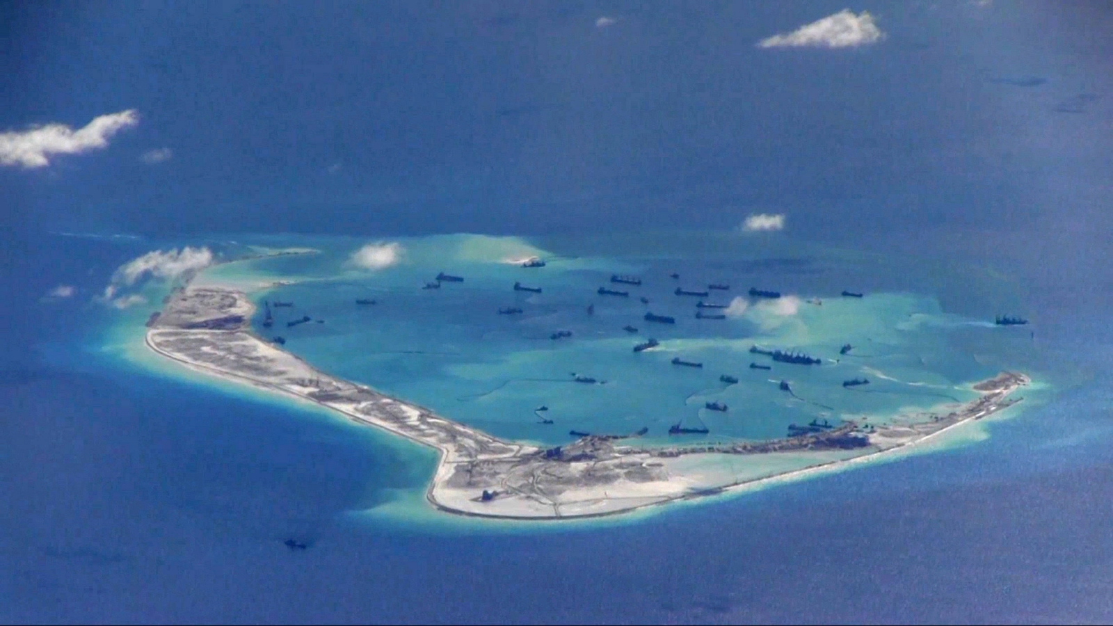south china sea and east china sea disputes politics essay Everything you need to know about the south china sea conflict - in under five minutes  rally over territorial dispute with china in south china sea.