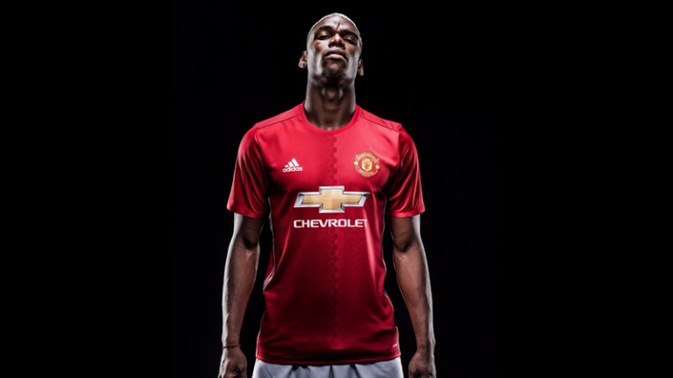 Paul Pogba completes £89m world record signing to return to Manchester United