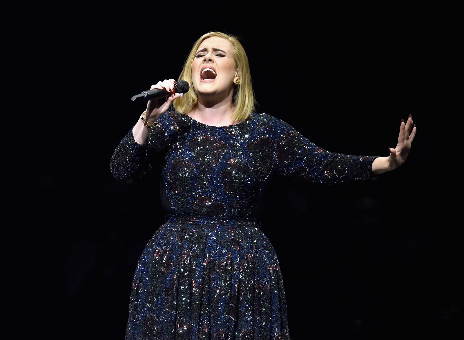 Adele tour 2016