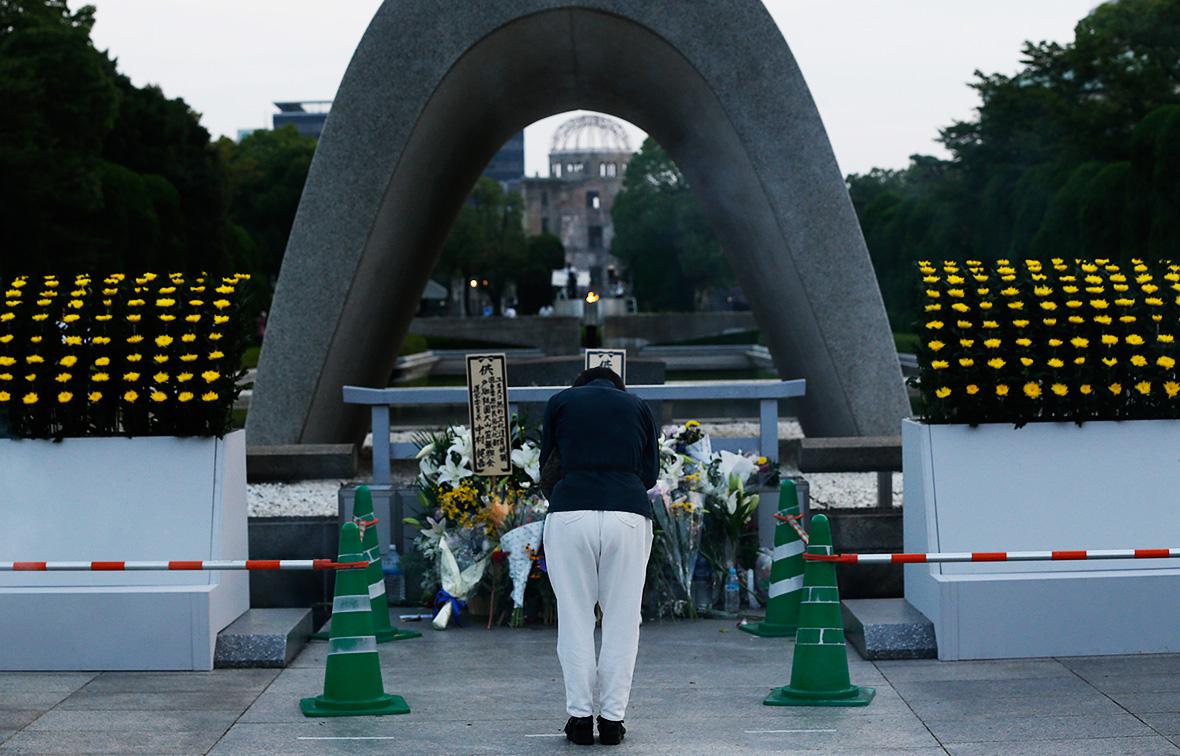 Nagasaki Hiroshima anniversaries