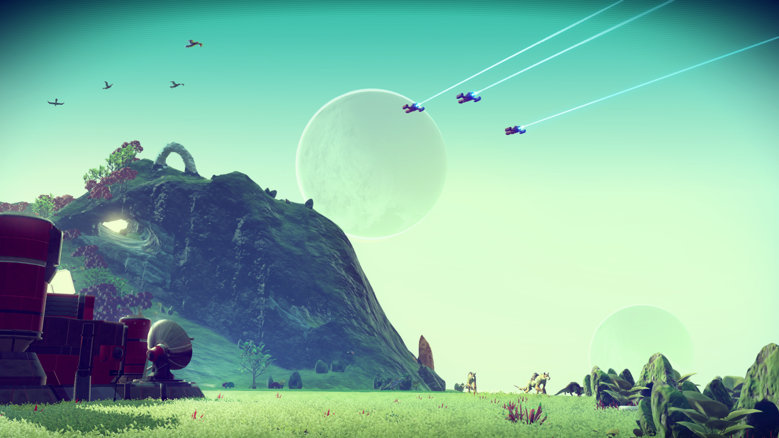 No Man's Sky Screenshot PS4 PC