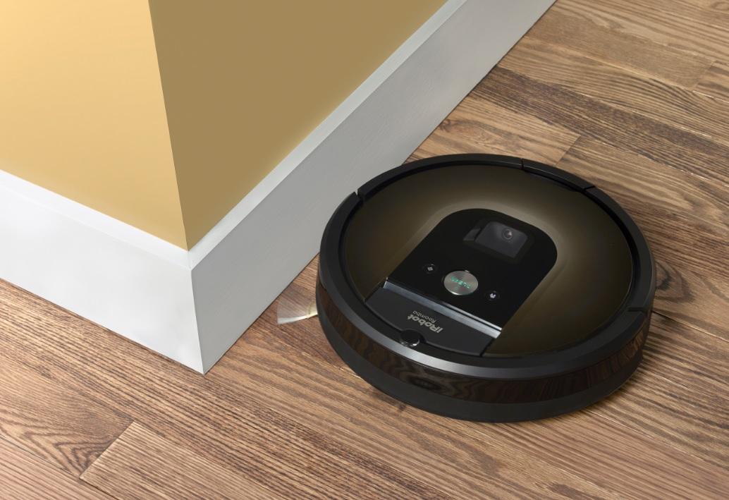 Alexa Vacuum My Home Irobot S Roomba Hoovers Up Amazon
