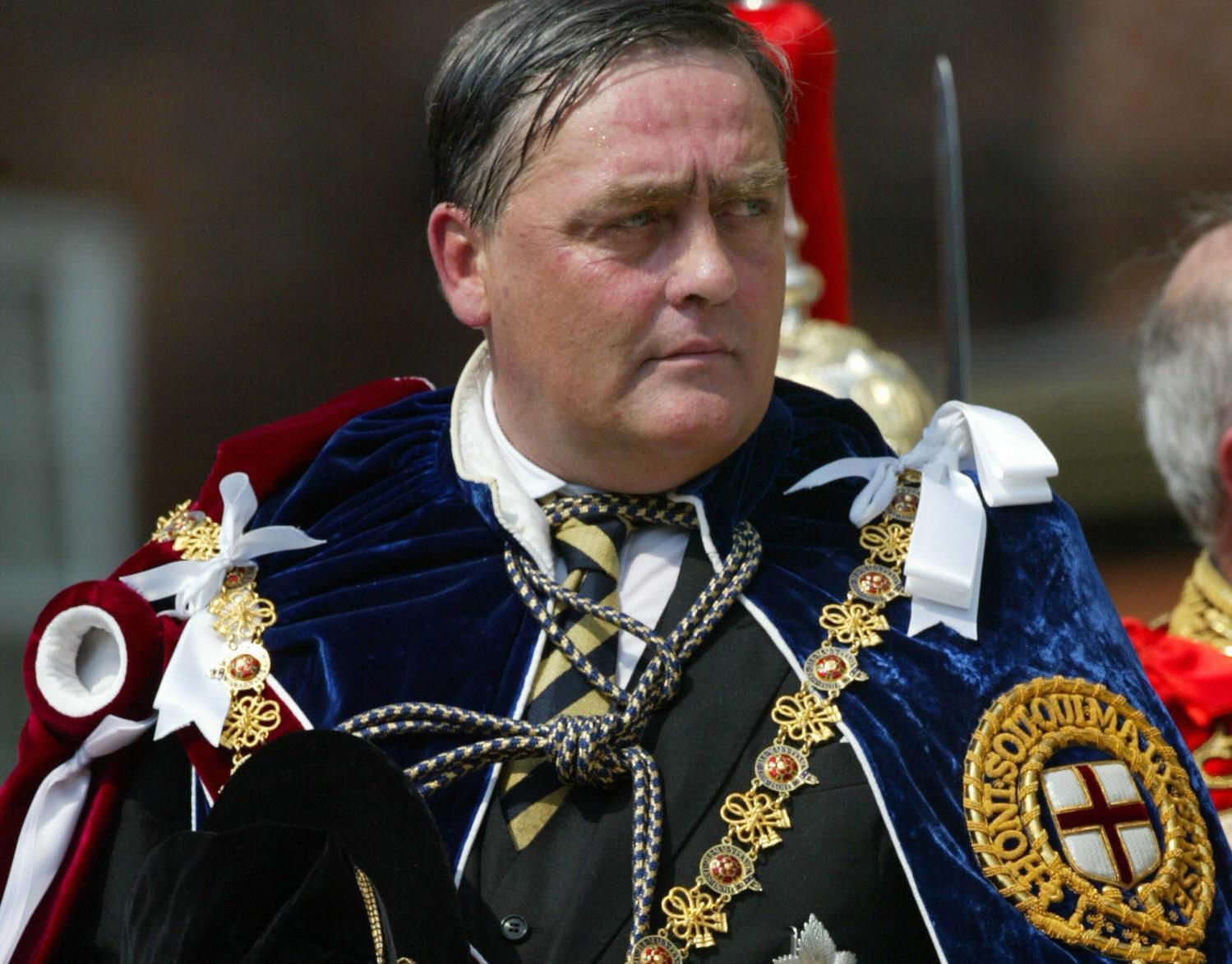 Gerald Cavendish Grosvenor duke westminster