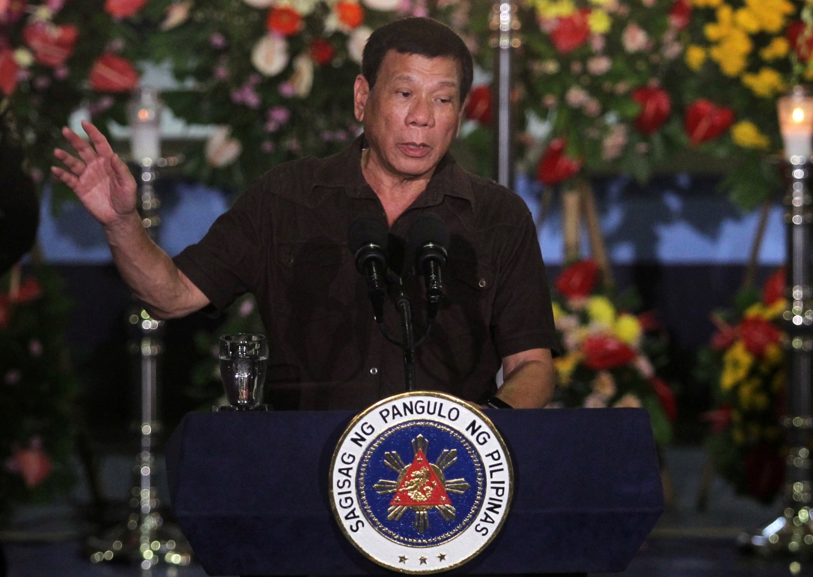 Palace Clarifies Duterte's Martial Law Remark: He Knows Limits Of Executive Powers