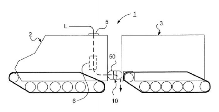 Apple vehicle patent