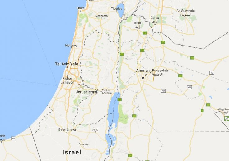 Google Maps does not label Palestinian territory causing online outrage