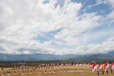 Baliem valley festival 2016