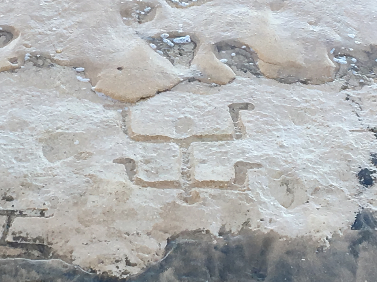 hawaii petroglyph mystery figure