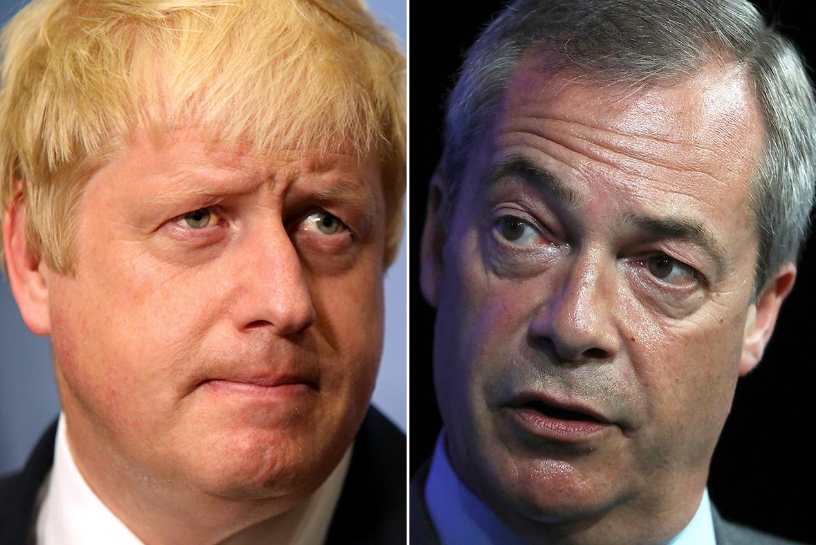 Johnson Farage