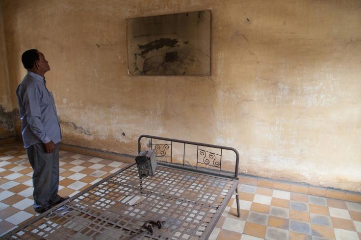 Cambodia Tuol Sleng prison