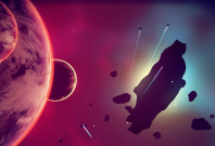 No Man\'s Sky screenshot space