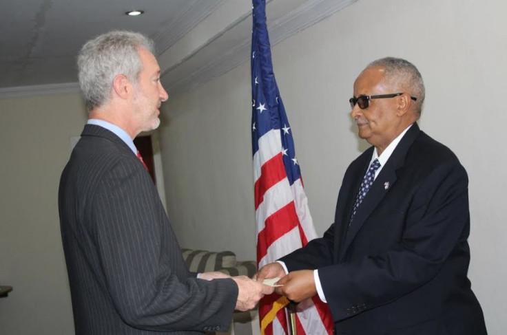 Stephen Schwartz, US Envoy to Somalia