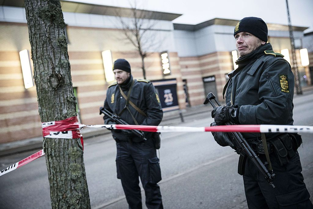 Denmark police