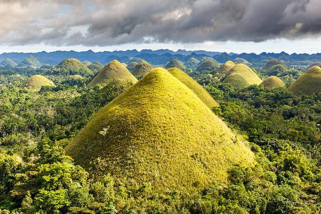 Philippine island of Bohol
