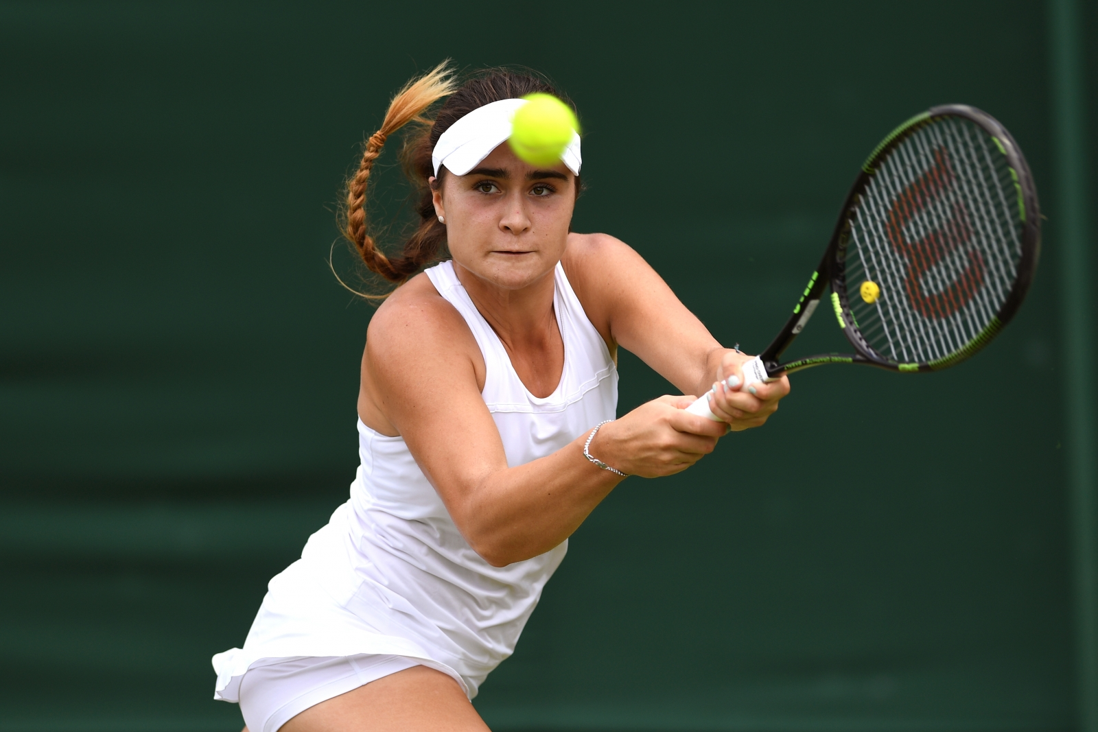 Gabriella Taylor tennis player poison plot