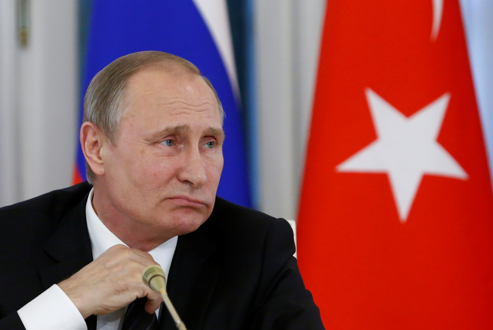 Vladimir Putin Accuses Ukraine Of New Crimea Terror Plot