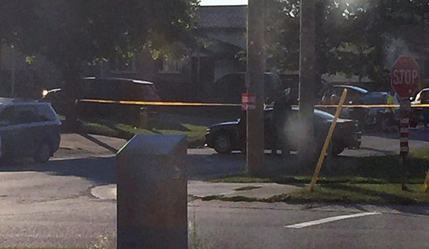 Canada terror suspect killed