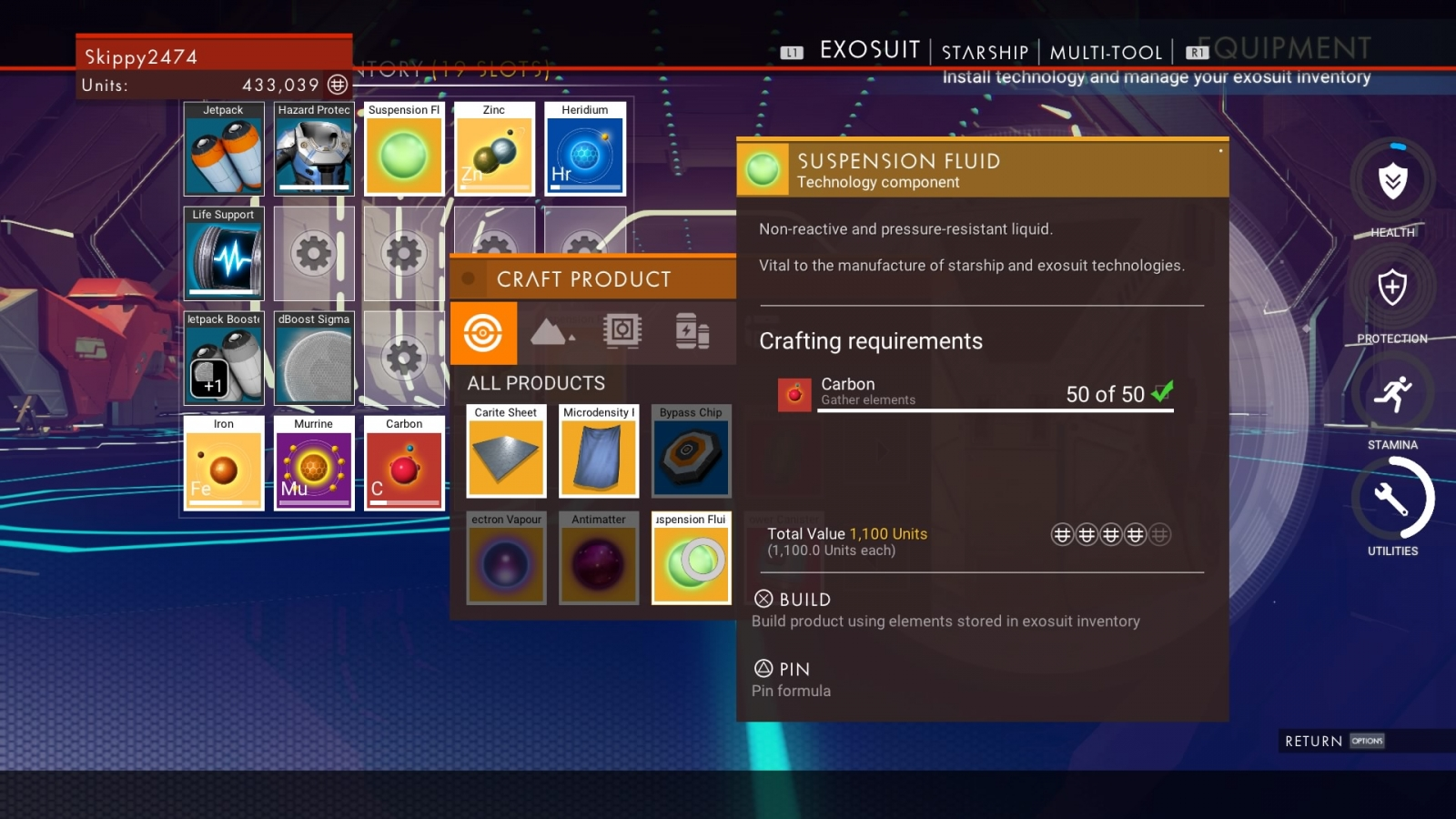 No Man S Sky Guide How To Get Antimatter And Warp Cells