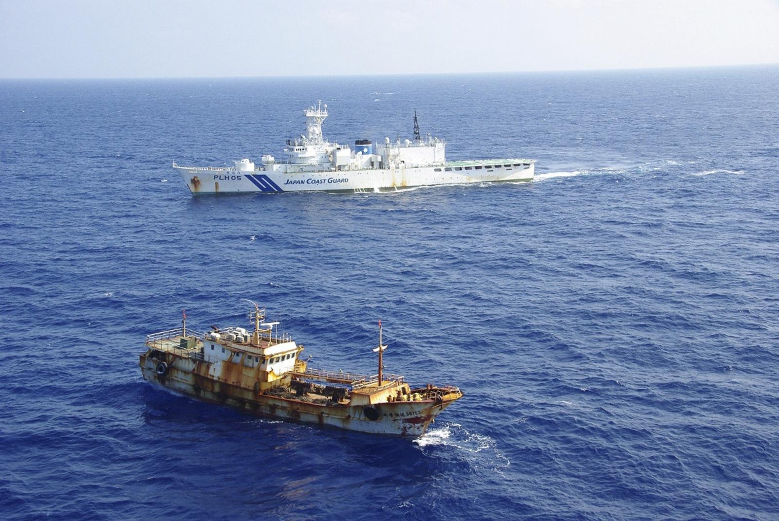 East China Sea dispute