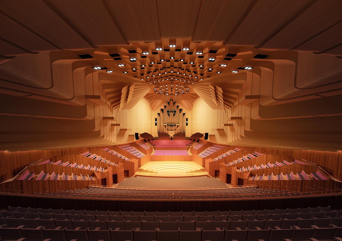 Sydney Opera House: Australia's main tourist attraction to ...