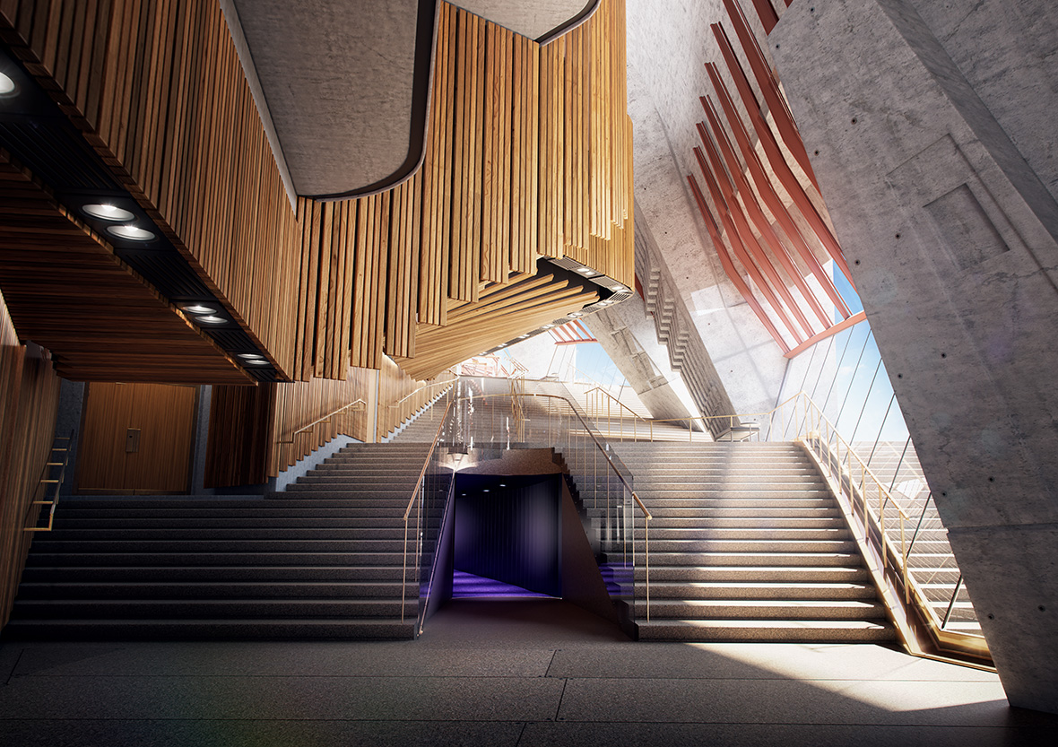 Sydney Opera House Northern Foyer : Sydney opera house australia s main tourist attraction to