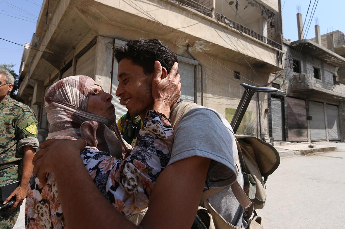 war on Islamic State Isis Daesh