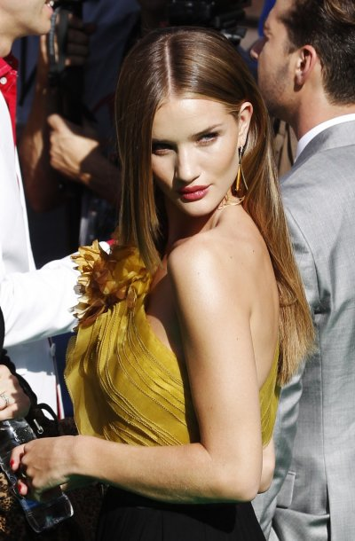 Rosie Huntington-Whiteleys Fashion Evolution through the Year